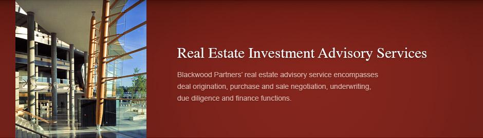 Blackwood Partners - Real Estate Investment & Transaction